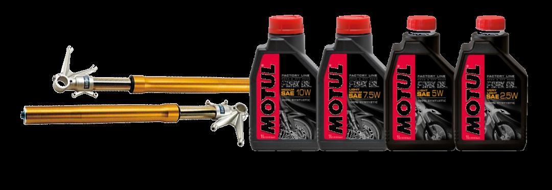 Fork oil